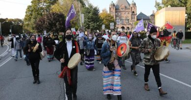 Indigenous defenders are front-line essential workers