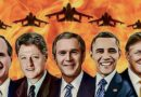 The planet cannot begin to heal until we rip the mask off the West's war machine