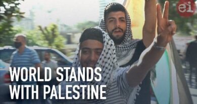 Video: World stands with Palestine